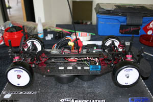 "Projet ""Lightweight LiPo Touring Car sur base de TOP Photon."