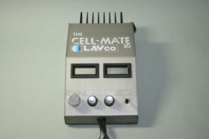 Vintage: LAVco Cell Mate 20 et Pack Adaptor (1989).